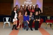 Foto/IPP/Gioia Botteghi Roma05/11/2018  Presentazione del programma di rai tre La tv delle ragazze Italy Photo Press - World Copyright