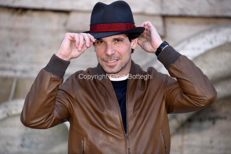 Foto/IPP/Gioia Botteghi Roma 04/03/2020 Presentazione del film La volta buona, nella foto: Francesco Montanari Italy Photo Press - World Copyright
