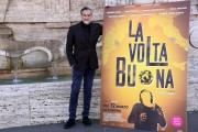 Foto/IPP/Gioia Botteghi Roma 04/03/2020 Presentazione del film La volta buona, nella foto: Max Tortora Italy Photo Press - World Copyright