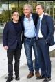 Foto/IPP/Gioia Botteghi 09/11/2017 Roma, presentazione del programma di La7 non è l'Arena , presentato Da Massimo Giletti, nella foto Andrea Salerno direttore e Marco Ghigliani Italy Photo Press - World Copyright