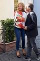 Foto/IPP/Gioia Botteghi 07/09/2017 Roma, presentazione del programma de la7, otto e mezzo con Lilli Gruber e il nuovo direttore della rete Andrea Salerno
