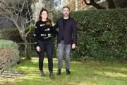 Foto/IPP/Gioia Botteghi Roma 21/01/2020 Presentazione della serie tv di Rai1 L'amica geniale, storia del nuovo cognome, nella foto  Saverio Costanzo e Alice Rohrwacher Italy Photo Press - World Copyright