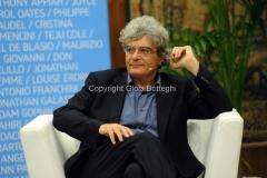 15/06/2015 Roma prima serata de LE CONVERSAZIONI rai, nella foto: Mario Martone