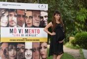 Foto/IPP/Gioia Botteghi Roma 08/05/2019 Photocall del film Mo vi mento, lira di Achille , nella foto:   Benedetta Valanzano Italy Photo Press - World Copyright