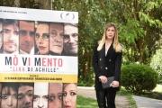 Foto/IPP/Gioia Botteghi Roma 08/05/2019 Photocall del film Mo vi mento, lira di Achille , nella foto:   Deborah Rinaldi Italy Photo Press - World Copyright