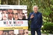 Foto/IPP/Gioia Botteghi Roma 08/05/2019 Photocall del film Mo vi mento, lira di Achille , nella foto:   Andrea Roncato Italy Photo Press - World Copyright