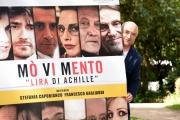 Foto/IPP/Gioia Botteghi Roma 08/05/2019 Photocall del film Mo vi mento, lira di Achille , nella foto:  Rocco Ciarmoli Italy Photo Press - World Copyright