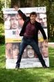 Foto/IPP/Gioia Botteghi Roma 08/05/2019 Photocall del film Mo vi mento, lira di Achille , nella foto:  Giovanni Scifoni  Italy Photo Press - World Copyright