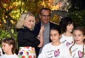 Foto/IPP/Gioia Botteghi Roma26/11/2019 presentazione dello Zecchino d'oro, nella foto Carlo Conti e Antonella Clerici Italy Photo Press - World Copyright