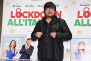 Foto/IPP/Gioia Botteghi Roma 12/10/2020 Photocall del film Lockdown all'italiana, nella foto: Ricky Menphis Italy Photo Press - World Copyright