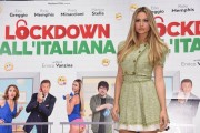 Foto/IPP/Gioia Botteghi Roma 12/10/2020 Photocall del film Lockdown all'italiana, nella foto: Martina Stella Italy Photo Press - World Copyright