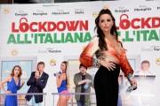 Foto/IPP/Gioia Botteghi Roma 12/10/2020 Photocall del film Lockdown all'italiana, nella foto: Maria Luisa Jacobelli Italy Photo Press - World Copyright