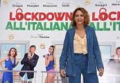 Foto/IPP/Gioia Botteghi Roma 12/10/2020 Photocall del film Lockdown all'italiana, nella foto: Paola Minaccioni Italy Photo Press - World Copyright