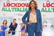 Foto/IPP/Gioia Botteghi Roma 12/10/2020 Photocall del film Lockdown all'italiana, nella foto: Paola Minaccioni Italy Photo Press - World Copyright