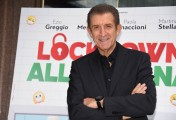 Foto/IPP/Gioia Botteghi Roma 12/10/2020 Photocall del film Lockdown all'italiana, nella foto: Ezio Greggio Italy Photo Press - World Copyright