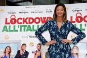 Foto/IPP/Gioia Botteghi Roma 12/10/2020 Photocall del film Lockdown all'italiana, nella foto: Romina Pierdomenico Italy Photo Press - World Copyright