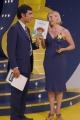 Gioia Botteghi/OMEGA 3/09/06puntata di 30 ORE PER LA VITA Lorella Cuccarini e Tiberio Timperi