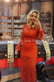 06/01/2016 Roma serata Lotteria de' Affari tuoi, nella foto: Valeria Marini