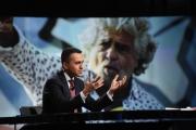 """Foto/IPP/Gioia Botteghi06/05/2018 Roma, Luigi Di Maio ospite della trasmissione di Lucia Annunziata """" Mezz'ora in più"""" Italy Photo Press - World Copyright"""