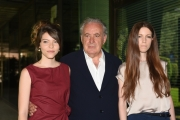 Foto/IPP/Gioia Botteghi 14/06/2017 Roma, presentazione  di due puntate della trasmissione di rai due M di Michele Santoro, nella foto Sara Rosati e Verdiana Costanzo