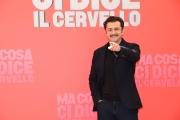 Foto/IPP/Gioia Botteghi Roma 15/04/2019 Presentazione del film Ma cosa ti dice il cervello, nella foto: Vinicio Marchioni Italy Photo Press - World Copyright