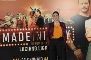 Foto/IPP/Gioia Botteghi 22/01/2018 Roma, presentazione del film MADE IN ITALY, nella foto: ALESSIA GIULIANI Italy Photo Press - World Copyright