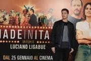 Foto/IPP/Gioia Botteghi 22/01/2018 Roma, presentazione del film MADE IN ITALY, nella foto: TOBIA DE ANGELISi Italy Photo Press - World Copyright