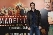Foto/IPP/Gioia Botteghi 22/01/2018 Roma, presentazione del film MADE IN ITALY, nella foto: FAUSTO MARIA SCIARAPPA Italy Photo Press - World Copyright