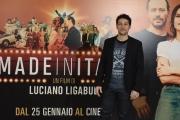 Foto/IPP/Gioia Botteghi 22/01/2018 Roma, presentazione del film MADE IN ITALY, nella foto: Leonardo Santini Italy Photo Press - World Copyright