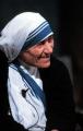 Madre Teresa di Calcutta in una trasmissione rai di 18 anni fa