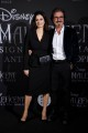 Foto/IPP/Gioia Botteghi Roma 07/10/2019 red carpet del film Maleficent, nella foto :    Rossella Brescia e compagno Italy Photo Press - World Copyright