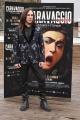 Foto/IPP/Gioia Botteghi 12/02/2018 Roma, presentazione del programma tvSky CARAVAGGIO, nella foto: Manuel Agnelli Voce dell'io interiore di Caravaggio, Italy Photo Press - World Copyright