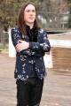 Foto/IPP/Gioia Botteghi 12/02/2018 Roma, presentazione del programma tvSky CARAVAGGIO, nella foto: Manuel Agnelli, Italy Photo Press - World Copyright
