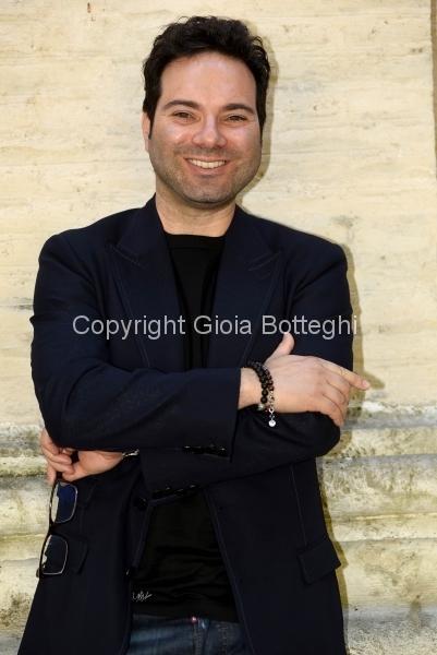 Foto/IPP/Gioia Botteghi 18/06/2018 Roma, Festival della Letterature 2018, nella foto: Marcello Simoni  Italy Photo Press - World Copyright