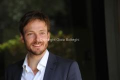 30/03/2012 Roma, presentazione della fiction di raiuno MARIA DI NAZARET, nella foto: Andreas Pietschmann