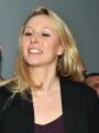 Foto/IPP/Gioia Botteghi 15/03/2016 Marion Le Pen conferenza stampa a Roma