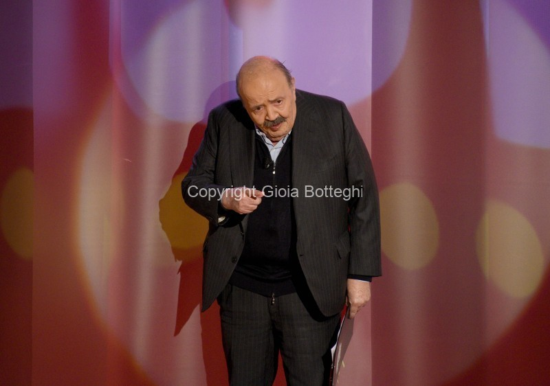 Foto/IPP/Gioia Botteghi Roma 23/03/2021 Trasmissione Maurizio Costanzo Show, nella foto Italy Photo Press - World Copyright