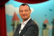 29/09/2012 Roma prima puntata di Mazzogiorno in Famiglia, nella foto : Amedeus