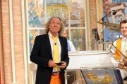 29/09/2012 Roma prima puntata di Mazzogiorno in Famiglia, nella foto : il maestro Gianni Mazza
