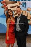 21/09/2014 Roma mezzogiorno in famiglia, Alessia Ventura e Amadeus