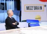 Foto/IPP/Gioia Botteghi Roma 29/11/2020 Trasmissione Mezz'ora in più, con Lucia Annunziata, ospite Nicola Morra (5stelle) Italy Photo Press - World Copyright