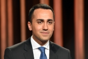 Foto/IPP/Gioia Botteghi 10/06/2018 Roma, Mezz'ora in piu con Annunziata, Di Maio, Strada  Italy Photo Press - World Copyright