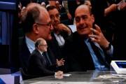 Foto/IPP/Gioia Botteghi Roma 29/09/2019 prima puntata di Mezz'ora in più, rai 3 condotto da Lucia Annunziata ospite il ministro Roberto Gualtieri Italy Photo Press - World Copyright