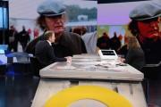 Foto/IPP/Gioia Botteghi Roma 11/04/2021 Trasmissione Mezz'ora in più, ospite di Lucia Annunziata Davide Casaleggio Italy Photo Press - World Copyright