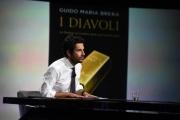 Foto/Gioia Botteghi 20/05/2018 Roma,Mezz'ora in più, ospiti: Guido Maria Brera  Italy Photo Press - World Copyright