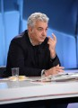 Foto/IPP/Gioia Botteghi Roma 11/10/2020  Mezz'ora in più di Lucia Annunziata nella foto con : il commissario straordinario dell'emergenza Domenico Arcuri Italy Photo Press - World Copyright