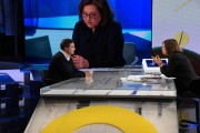 Foto/IPP/Gioia Botteghi Roma24/11/2019 Trasmissione mezz'ora in più, rai tre , ospite di Lucia Annunziata Carlo Calenda (Azione) Italy Photo Press - World Copyright