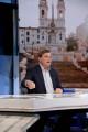 Foto/IPP/Gioia Botteghi Roma 23/05/2021 trasmissione Mezz'ora in più, ospite di Lucia Annunziata candidato sindaco di Roma Carlo Calenda Italy Photo Press - World Copyright
