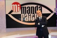 6/05/2011 Roma, Mi manda raitre, : il conduttore Edoardo Camurri