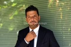 02/07/2016 Roma presentazione della nuova edizione di Mi manda rai tre, nella foto il conduttore Salvo Sottile